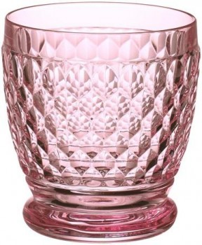 Villeroy & Boch Boston coloured Becher / Cocktailglas rose