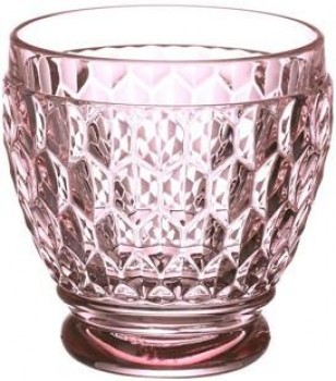 Villeroy & Boch Boston coloured Shot Glas rose