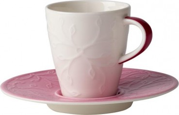Villeroy-Boch-Caffe-Club-Floral-Touch-of-Rose-Mokkauntertasse-Espressountertasse-1042201430
