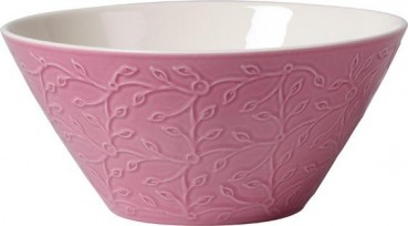 Villeroy & Boch Caffè Club Touch of Rose Bowl