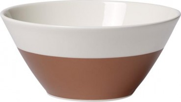 Villeroy & Boch Caffè Club Uni Oak Bowl