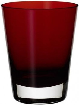 Villeroy & Boch Colour Concept Wasserglas / Longdrink / Cocktail red