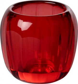 Villeroy-Boch-Coloured-DeLight-Teelichthalter-Deep-Red-1173010849