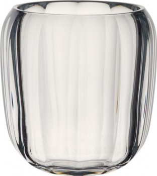 Villeroy & Boch Coloured DeLight Vase / Windlicht klar klein