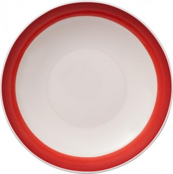 Villeroy & Boch Colourful Life Deep Red Schale flach