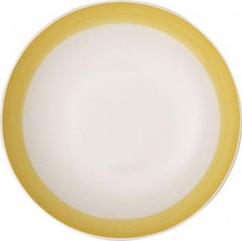 Villeroy & Boch Colourful Life Lemon Pie Schale flach