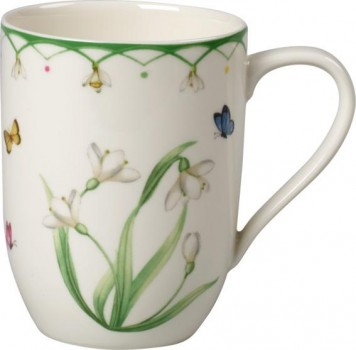 Villeroy & Boch Colourful Spring Becher mit Henkel 370ml