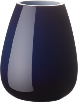 Villeroy & Boch Drop Vase midnight sky mini