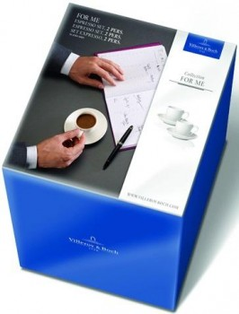 Villeroy & Boch For Me Espresso Set 2 Pers.