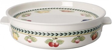 Villeroy & Boch French Garden Backform rund groß mit Top