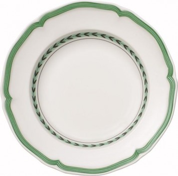 Villeroy & Boch French Garden Green Line Suppenteller