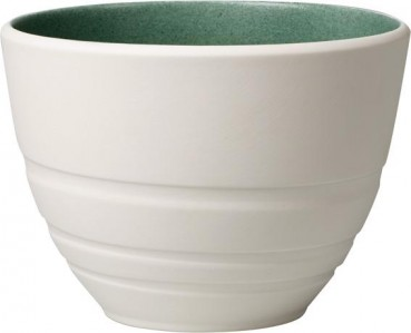 Villeroy & Boch It´s My Match Green Becher Leaf