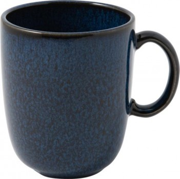 like. Villeroy & Boch Group Lave bleu Becher mit Henkel