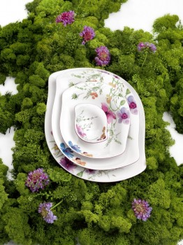 Villeroy & Boch Mariefleur Serve and Salad gedeckter Tisch 1