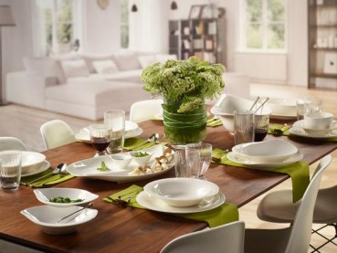 Villeroy & Boch New Cottage Basic gedeckter Tisch 2