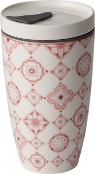 Villeroy & Boch To Go Rosé Coffee to Go Becher