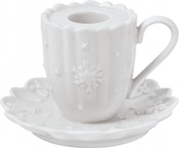 Villeroy & Boch Toy´s Delight Royal Classic Decoration Kerzenhalter Becher mit Henkel