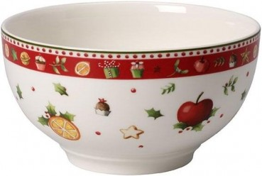 Villeroy & Boch Winter Bakery Delight Bol -neu-