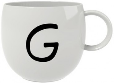 like. Villeroy & Boch Group Letters Becher G 400ml