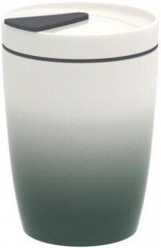like. by Villeroy & Boch Coffee To Go Becher Green 290ml