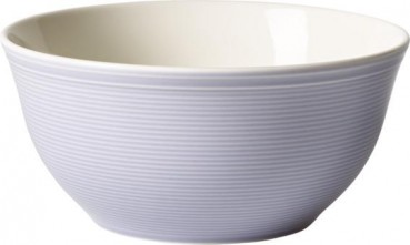 like. by Villeroy & Boch Color Loop Blueblossom Bol 750ml