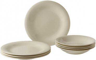 like. by Villeroy & Boch Color Loop Natural Tafel-Set 8tlg.
