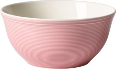 like. by Villeroy & Boch Color Loop Rose Bol 750ml