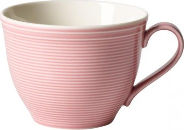 like. by Villeroy & Boch Color Loop Rose Kaffeeobertasse 250ml