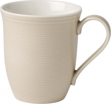 like. by Villeroy & Boch Color Loop Sand Becher mit Henkel 350ml