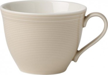 like. by Villeroy & Boch Color Loop Sand Kaffeeobertasse 250ml