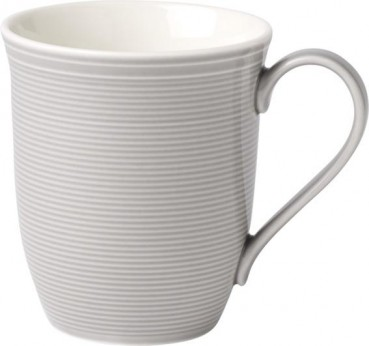 like. by Villeroy & Boch Color Loop Stone Becher mit Henkel 350ml