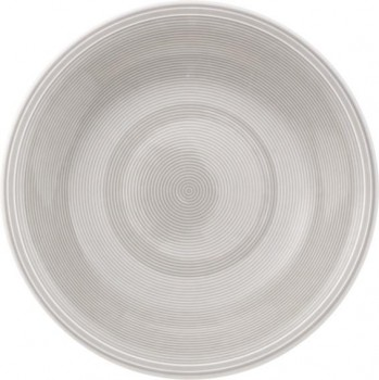 like. by Villeroy & Boch Color Loop Stone tiefer Teller 23,5cm