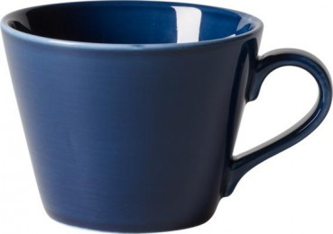 like. by Villeroy & Boch Organic Dark Blue Kaffeeobertasse 270ml