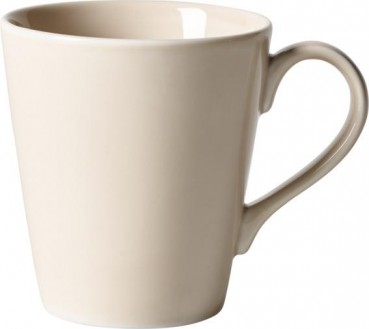 like. by Villeroy & Boch Organic Sand Becher mit Henkel 350ml