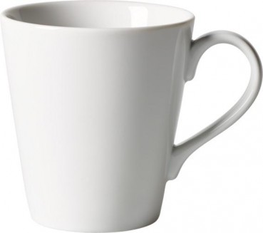 like. by Villeroy & Boch Organic White Becher mit Henkel 350ml