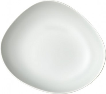 like. by Villeroy & Boch Organic White tiefer Teller 20x18cm