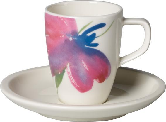 artesano flower art mokkatasse espressoobertasse von the. Black Bedroom Furniture Sets. Home Design Ideas