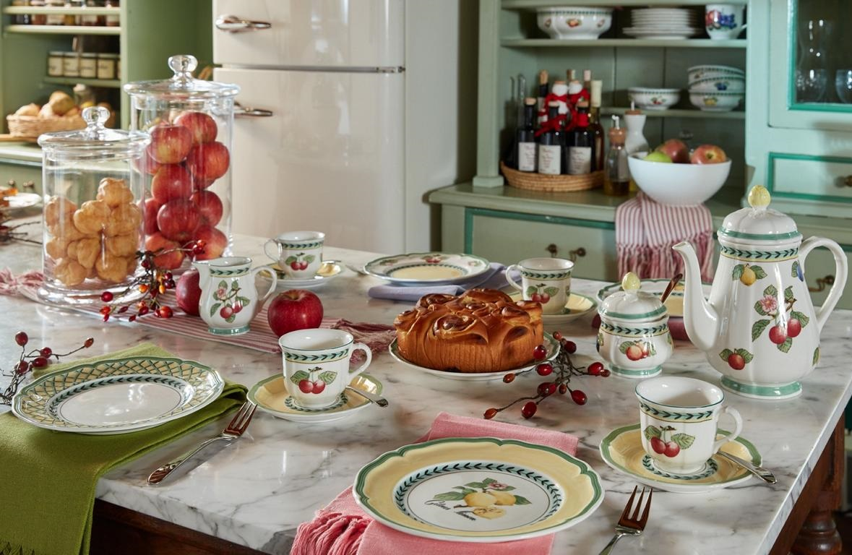 Villeroy U0026 Boch French Garden Fleurence Gedeckter Tisch 3
