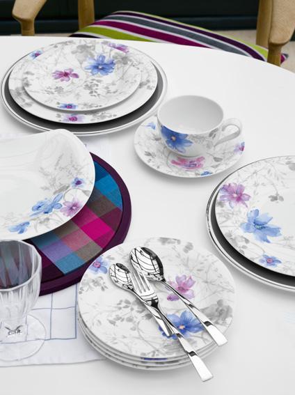 mariefleur gris serve salad salatsch ssel klein von the house of villeroy boch in bremen. Black Bedroom Furniture Sets. Home Design Ideas