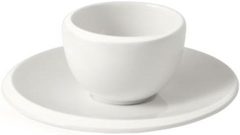 NewMoon Espressotasse Wei/ß ohne Henkel 100 ml