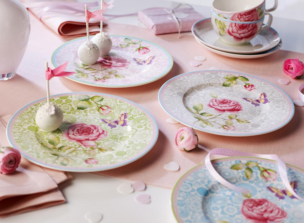 Rose Cottage Gobelin Tischset / Platzset Von The House Of