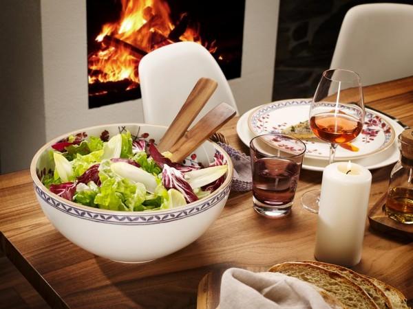 artesano provencal lavendel pastaschale von the house of. Black Bedroom Furniture Sets. Home Design Ideas