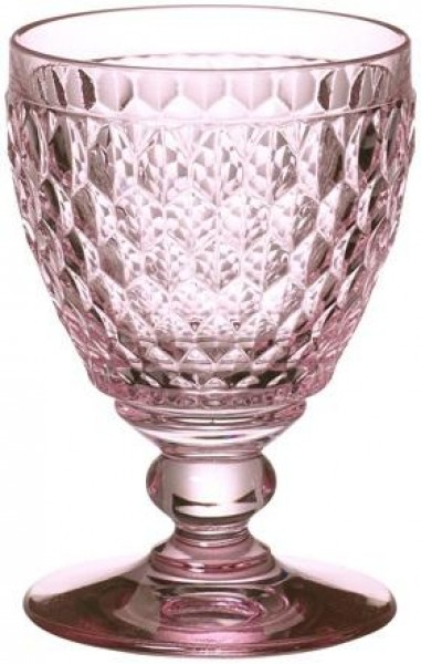 Villeroy & Boch Boston coloured Wasserglas rose 1173090134