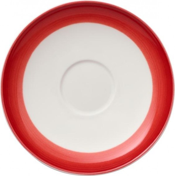Villeroy & Boch Colourful Life Deep Red Mokka- / Espressountertasse