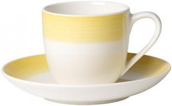 Villeroy-Boch-Colourful-Life-Lemon-Pie-Espressotasse-Espressountertasse