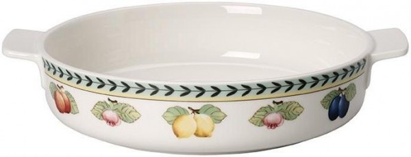 Villeroy & Boch French Garden Backform rund klein 1041673263
