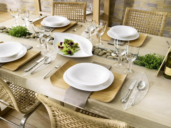 Villeroy & Boch New Cottage Basic gedeckter Tisch 3